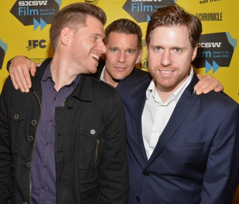 Ethan Hawke And Peter Spierig At Event Of Predestination