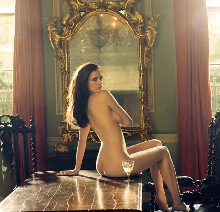 Eva Green Nude For Tatler Hot