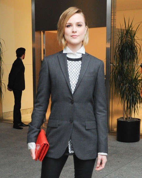 Evan Rachel Wood Attends Gala In The Garden At The Hammer Museum