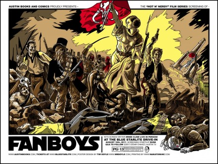 Fanboys Poster Cast