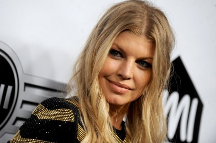 Fergie Appear At The Emery Awards In New York City