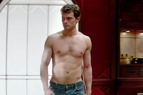Jamie Dornan In The Focus Features New Film Fifty Shades Of Grey Hot