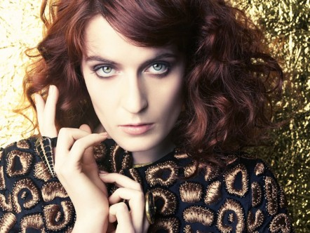 Florence Welch Marie Claire