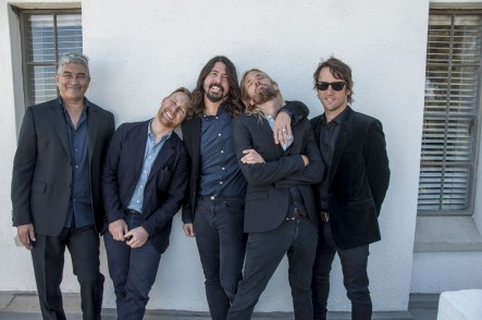 Foo Fighters Photo By Ringo Generic Image Ff Sonic Highways