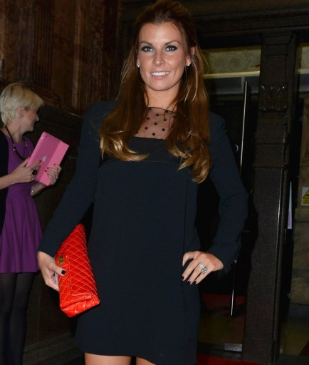 The Many Bags Of Europes Wags Coleen Rooney