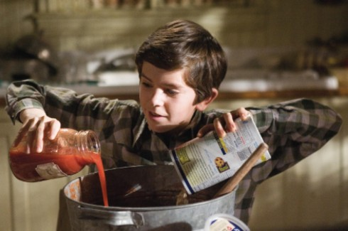 Still Of Freddie Highmore In Spiderwick Large Picture