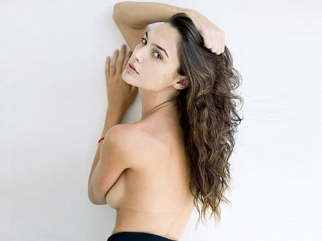 Gal Gadot Back Hot