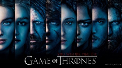 Game Of Thrones Faces Wallpaper