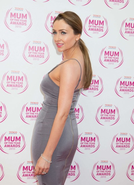 Gemma Merna Tesco Mum Of The Year Awards