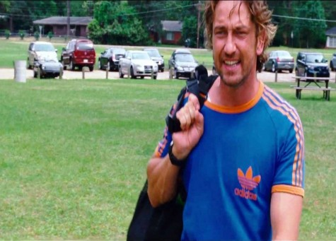 Gerard Butler In Playing For Keeps Movie