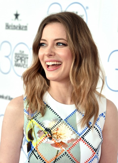 Gillian Jacobs Attends The Film Independent Spirit Awards At Santa Monica Beach In Santa Monica Beach