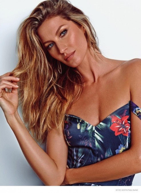 Gisele Bundchen Brazilian Magazine Shoot