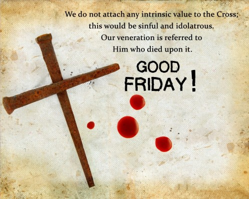 Happy Good Friday With Quotes Hd Wallpapers Wallpaper