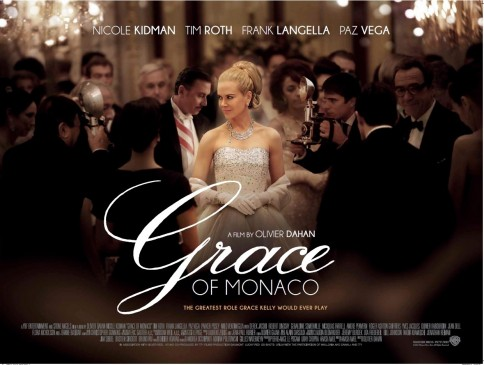 Grace Of Monaco New Quad Poster Nicole Kidman Movie
