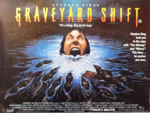 Graveyard Shift Pictures Movie