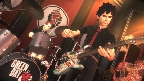 Green Day Rock Band Large