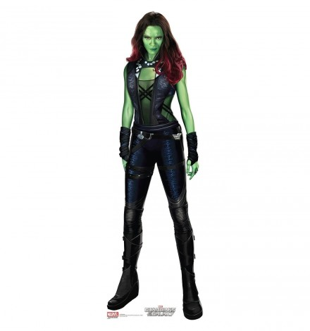 Guardians Of The Galaxy Wall Decals Gamora Gamora