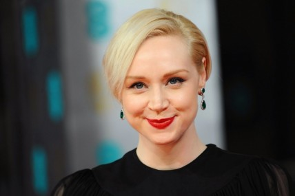 Christie Top Gwendoline Christie Star Wars Episode Role Revealed Hunger Games