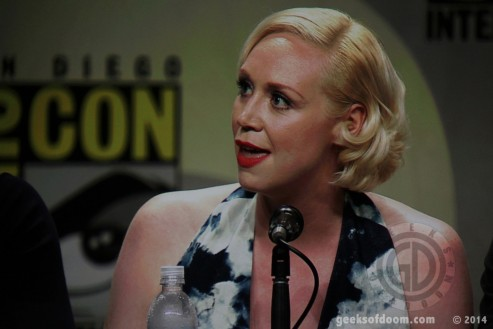 Game Of Thrones Panel Gwendoline Christie