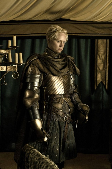 Gwendoline Christie Game Of Thrones Star Wars