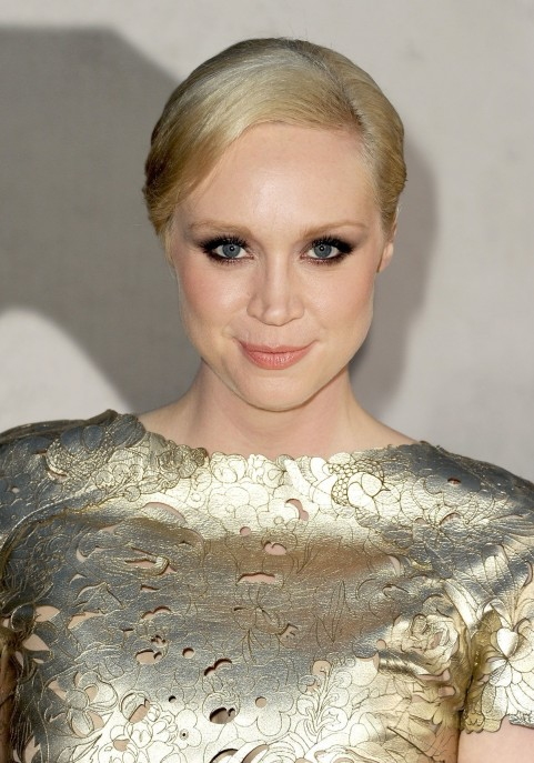 Gwendoline Game Of Thrones Actress Gwendoline Christie Joins Final Hunger Games Movie Movies