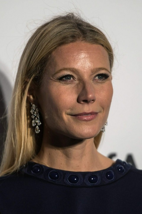 Gwyneth Paltrow Attend The Amfar Hong Kong Gala