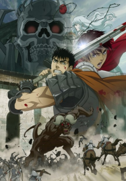 Berserk Key Art