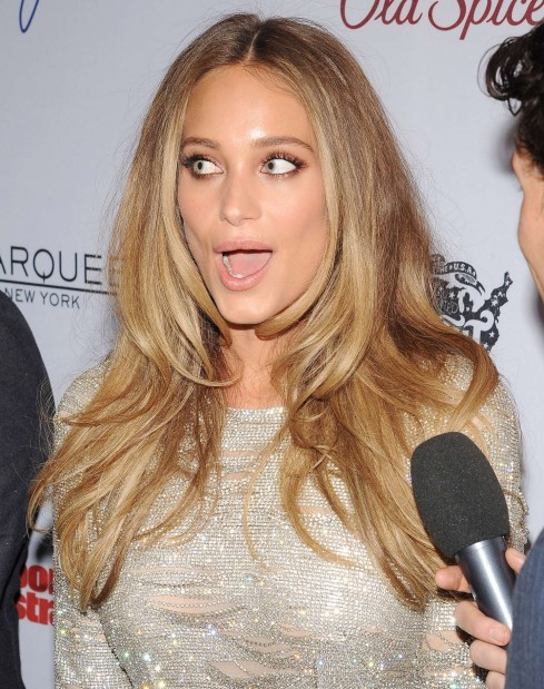 Hannah Davis Si Swimsuit Issue Celebration
