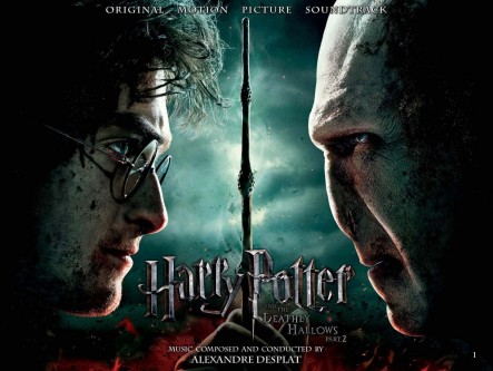 Digital Booket Harry Potter And The Deat Hallows Part Original Motion Picture Soundtrack Movie