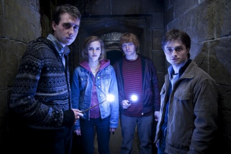 Harry Potter And The Deat Hallows Part Beautiful Images Movie
