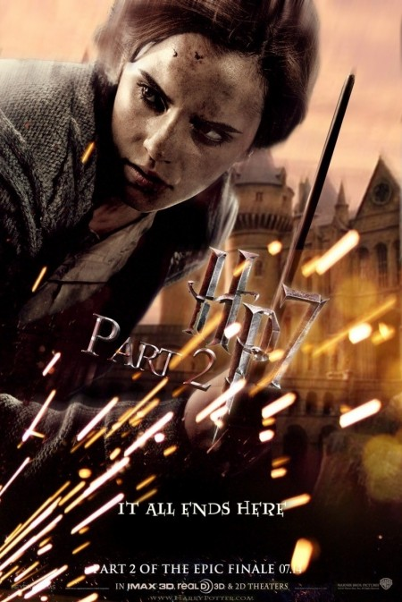 Harry Potter And The Deat Hallows Part Ii Original Movie
