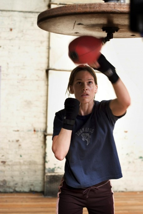 Hilary Swank As Maggie In Warner Bros Pictures Drama Million Dollar Baby The Malpaso Production Also Stars Clint Eastwood And Morgan Freeman Merie Wallace Million Dollar Baby