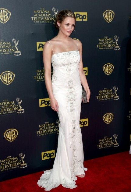 Hunter Haley King Attends The Nd Annual Daytime Emmy Awards In Burbank