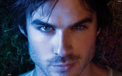 Actor Ian Somerhalder Hands Up Who Wants To Tour Mystic Falls With Ian Somerhalder