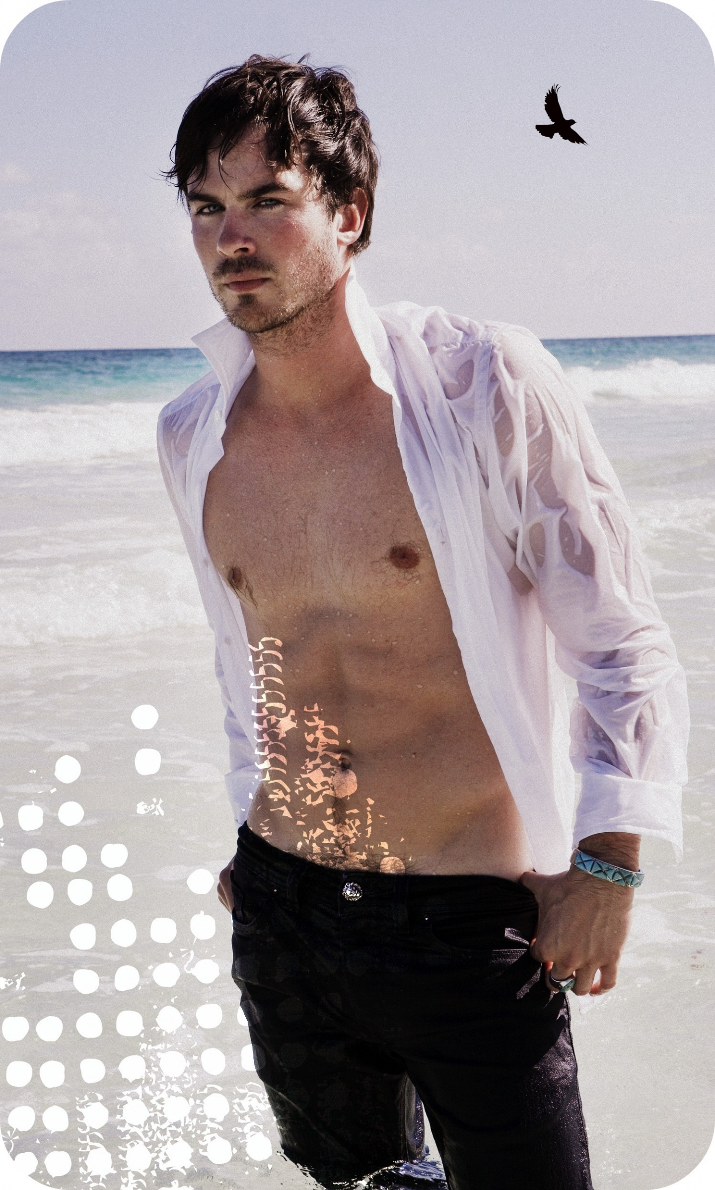 Edited Ian Somerhalder Body