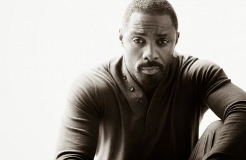 Idris Elba Shared Picture France