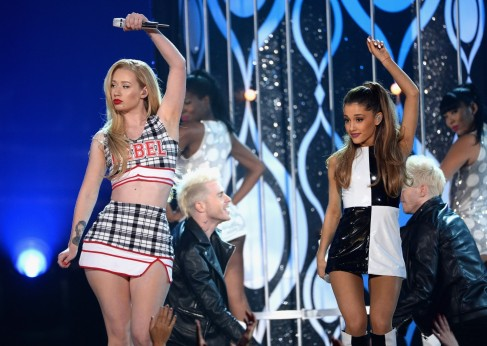 Ariana Grande And Iggy Azalea Music