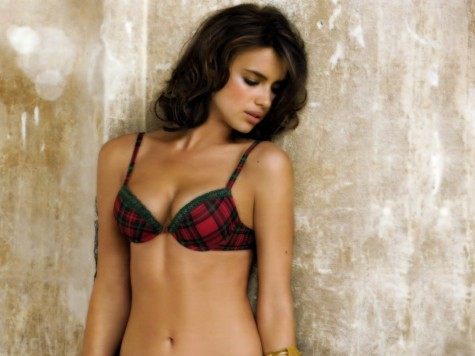Irina Sheik Colorful Bikini Wallpapers Background