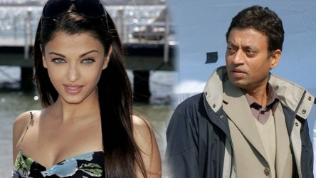 Irrfan Khan And Aishwarya Rai Bachchans Jazbaa Wife