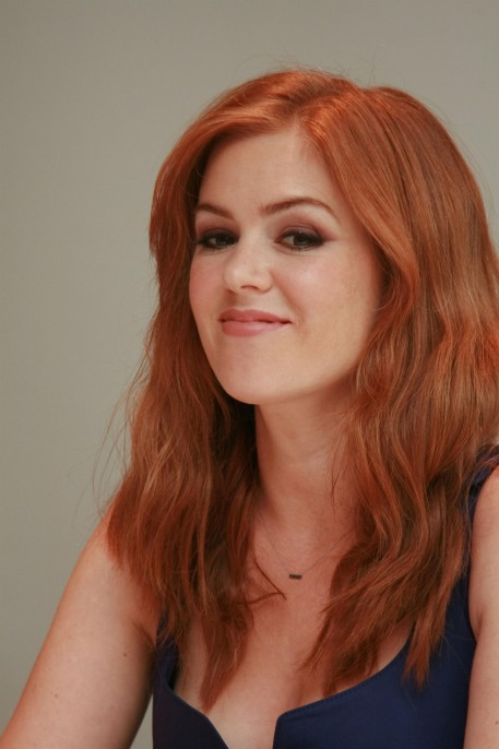 Isla Fisher Bachelorette Press Conference Portraits In Beverly Hills Scooby Doo