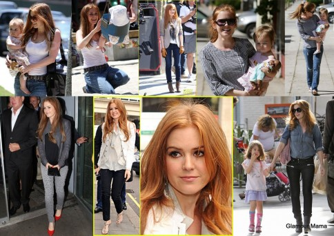 Isla Fisher Fashion