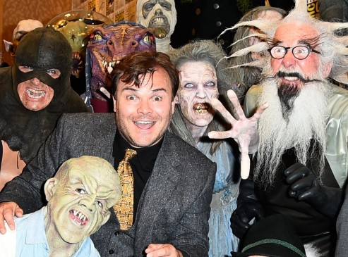 Jack Black At Event Of Goosebumps Large Picture