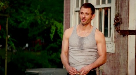 James Marsden In The Best Of Me Movie The Notebook