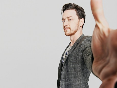 James Mcavoy Esquire Feature Shoot Fashion