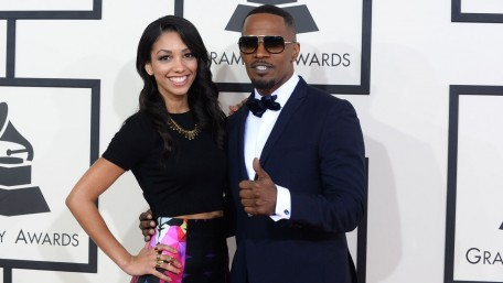 Corinne Bishop Jamie Foxx Grammys Daughter
