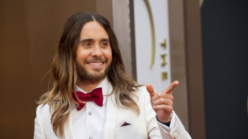 Jared Leto Oscar Best Supporting Actor