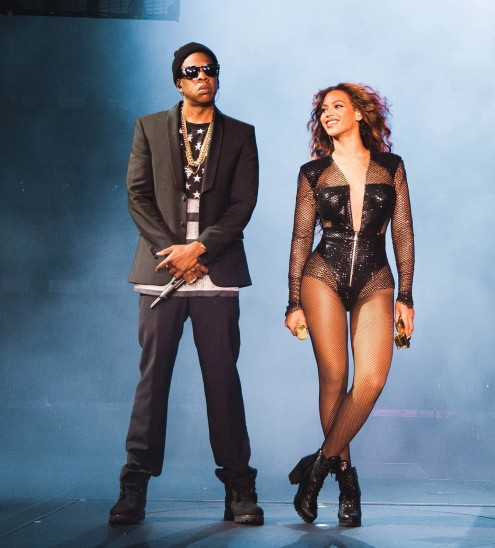 Beyonce And Jay On Tour Ap