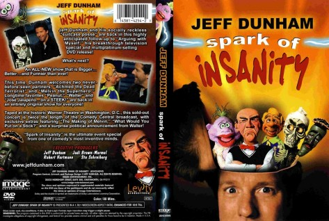 Jeff Dunham Spark Of Insanity New Wallpapers Movie