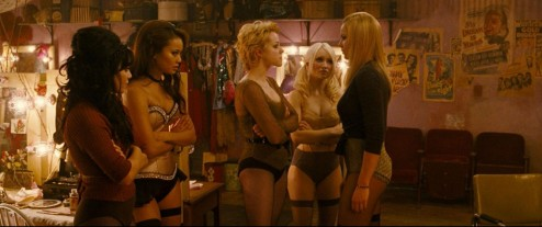 Still Of Emily Browning Abbie Cornish Jena Malone Vanessa Hudgens And Jamie Chung In Sucker Punch Large Picture Sucker Punch
