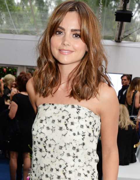 Jenna Coleman Glamour Women Of The Year Awards In London
